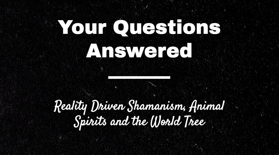 Woven Energy Q&A – Reality Driven Shamanism, Animal Spirits and the World Tree