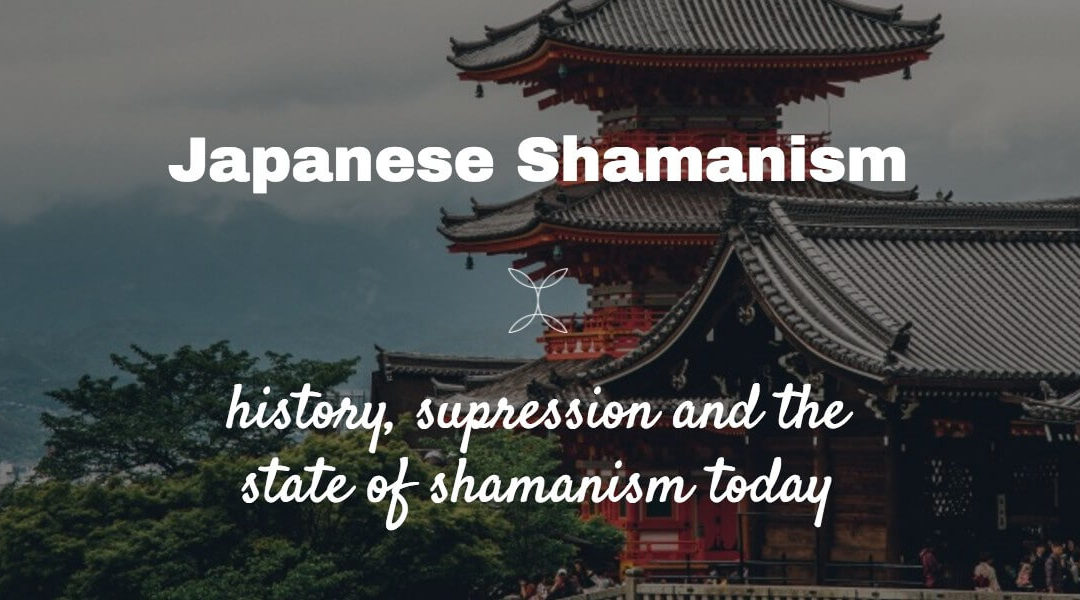 Episode 20 – Introduction to Japanese Shamanism